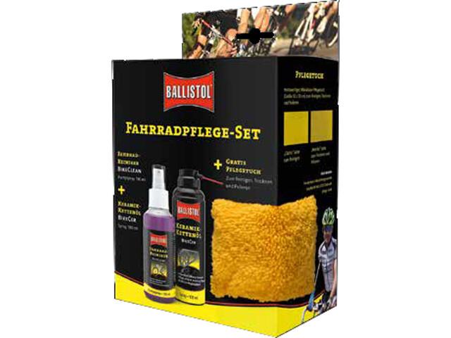 Ballistol Bike care kit